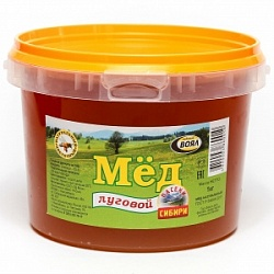 """Honey Voyal""  Meadow 1 kg"