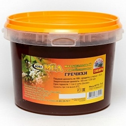 """Honey Voyal"" Buckwheat 1 kg"