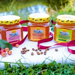 "Collection of natural honey ""Crimean Collection"""