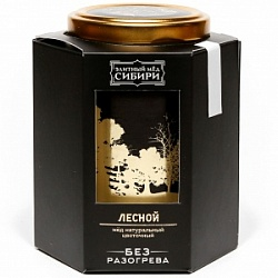 """Premium Honey of Siberia"" Forest mountain 350 gr"